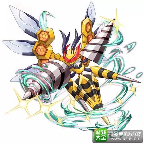 mega大针蜂