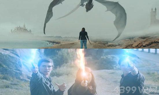 《巫师的魔杖》