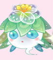小花仙水晶晶(白)花精灵