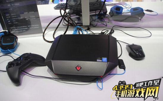 腾讯TGP游戏主机