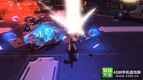 Steam独立动作游戏 《粉碎战役》即将登陆移动平台