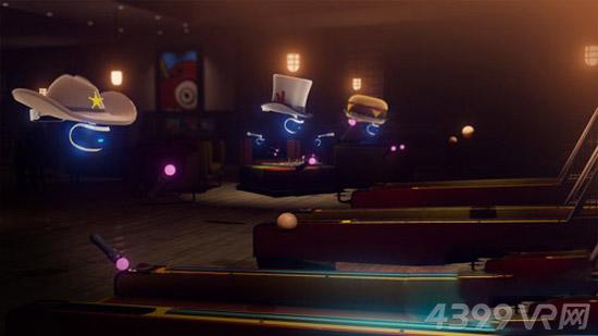 进入另一个世界打台球 《台球国度VR》将登PS VR