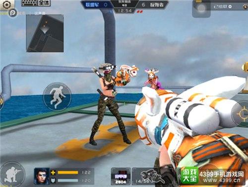 全民枪战2(枪友嘉年华)兔兔枪
