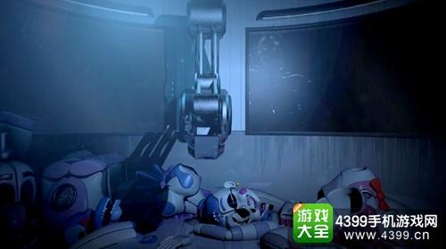 玩具熊的五夜后宫姐妹地点结局 隐藏结局和坏结局