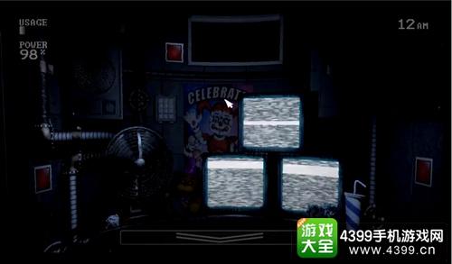 玩具熊的五夜后宫姐妹地点隐藏房间怎么进