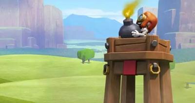 部落冲突十月更新预告2:新增炸弹塔&女巫增强