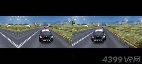 极品飞车VR版