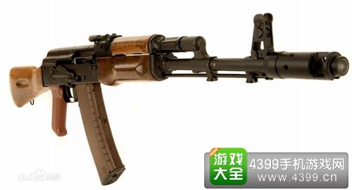 CF手游AK74