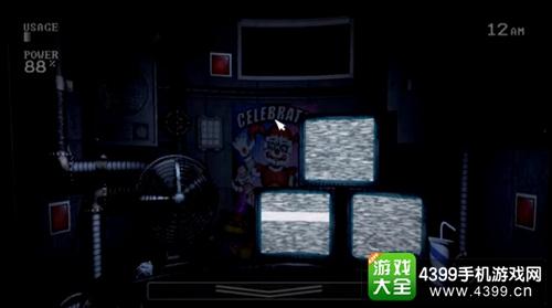玩具熊的五夜后宫姐们地点秘密房间怎么过