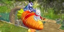 神奇萝卜坐骑上线《倩女幽魂手游》新版本更新