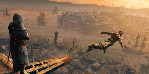 话题讨论:你觉得哪个游戏的主角光环最不合理?