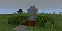 我的世界墓碑制作教程