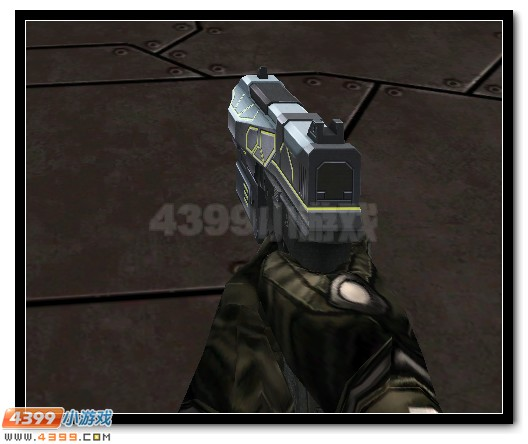 4399创世兵魂Glock-玄武效果图