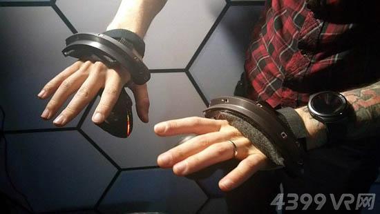 Valve带来全新VR控制器原型 即使放手也没关系了
