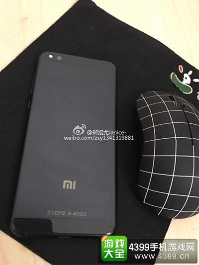 小米5c真机现身 竟是颜值最高的小米手机?