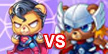 天天酷跑踩怪流精灵对比:超熊vs啪啪熊