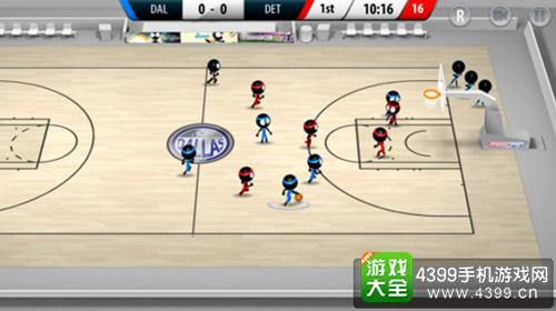 火柴人篮球1