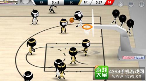 火柴人篮球2