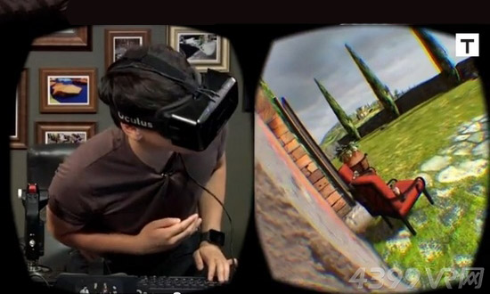 VR技术定义