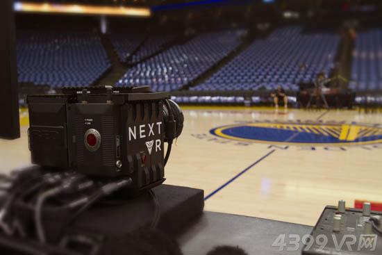 NBA即将开战 新赛季每周将有一场VR直播