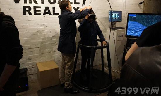 VR体验店困境