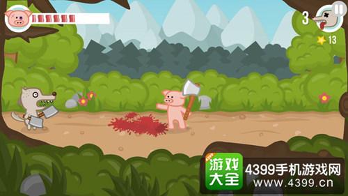 战斗小猪+
