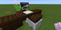 我的世界电脑椅制作教程