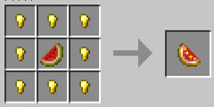 我的世界闪烁的西瓜怎么做 PC版闪烁的西瓜怎么合成