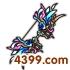 国王的勇士5炫彩天使之弓属性