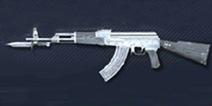 小米枪战AK47-银月怎么样 步枪AK47-银月属性图鉴