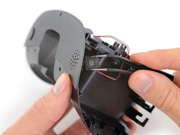 PSVR拆机图