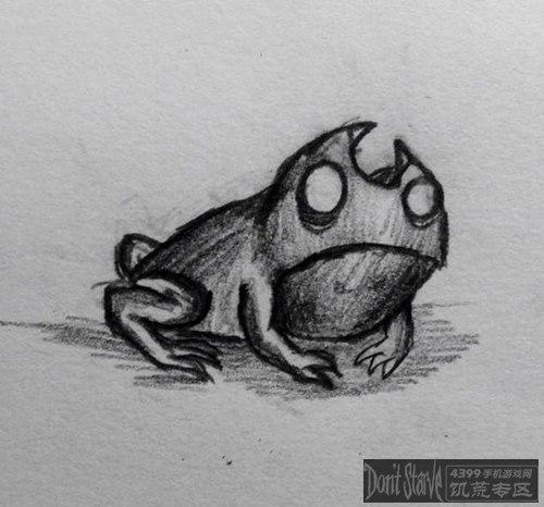 饥荒玩家手绘作品 怪物篇上