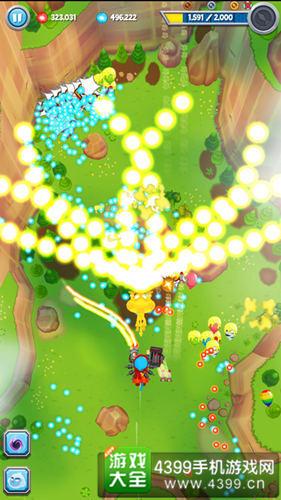 《气球超猴2》