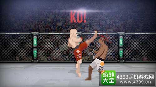 对抗拳击队3