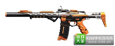 CF手游M4A1无名