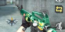 CF手游M16-oppo枪械解析