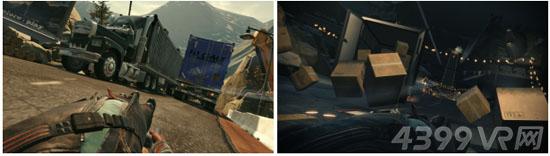 PSVR国行游戏新作 《虚拟现实乐园》现已上市
