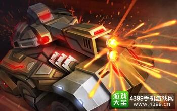 坦克之战沙暴技能属性介绍 沙暴突击战车图鉴