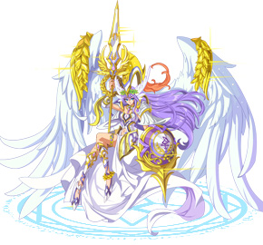 奥奇传说胜利女神雅典娜