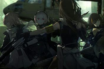 少女前线夜战地图关卡攻略 常规夜战战役攻略