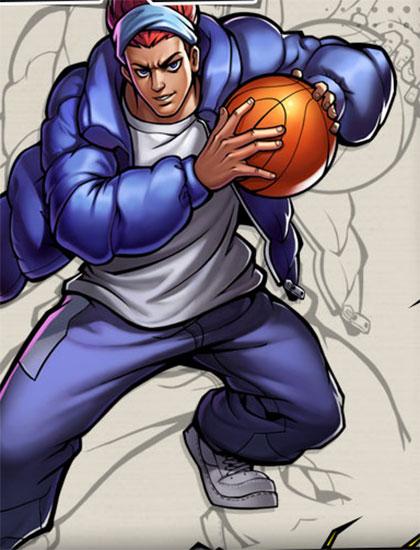 街头篮球手游大前锋白熊怎么样