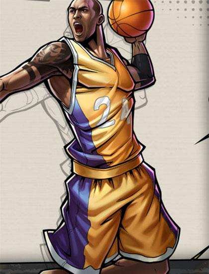 街头篮球手游得分后卫小飞侠怎么样