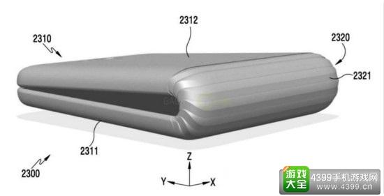 三星手机新专利曝光 搭配铰链可折叠
