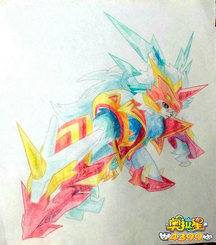 奥拉星龙·明王