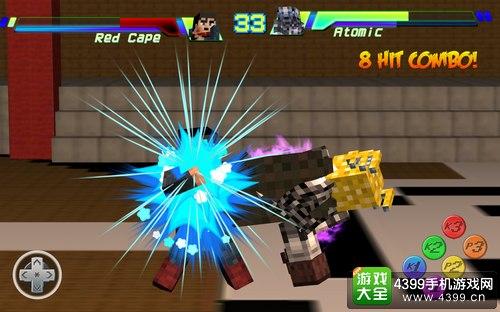 方块英雄格斗3D好玩吗