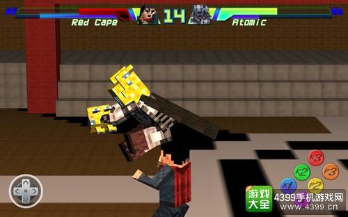 方块英雄格斗3D好不好玩