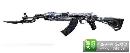 CF手游AK47无影