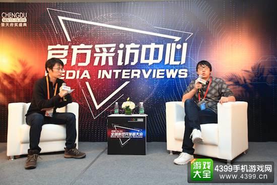 《仙剑奇侠传3D回合》制作人刘骁