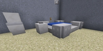 我的世界放水浴缸