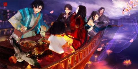 话题讨论:你眼中的中国风游戏是什么样?